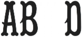 Black Eye Specialist ttf (900) Font UPPERCASE