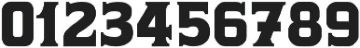 Black Jack Serif otf (900) Font OTHER CHARS