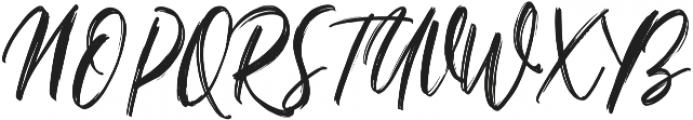 Black Mountage Alt otf (900) Font UPPERCASE