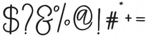 Black Nero otf (900) Font OTHER CHARS