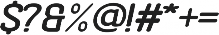 Black Rovers Regular Italic otf (900) Font OTHER CHARS