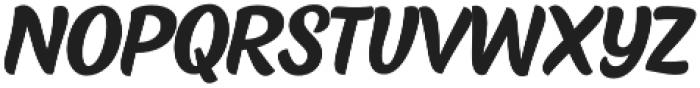 Black Script Caps otf (900) Font LOWERCASE