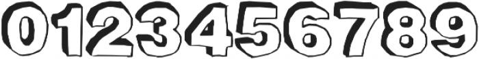 BlackDogBack otf (900) Font OTHER CHARS