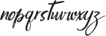 BlackStar-Set2 ttf (900) Font LOWERCASE