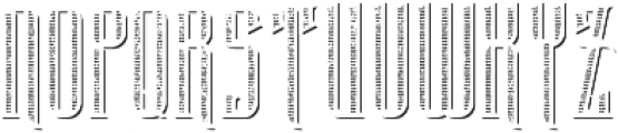 BlackWidow TextureAndShadowFX otf (900) Font LOWERCASE