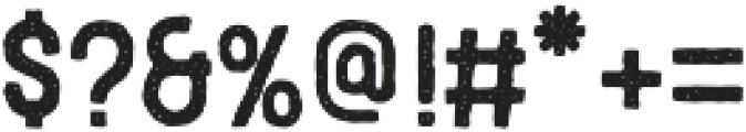 Blackcode Sans Stamp otf (900) Font OTHER CHARS