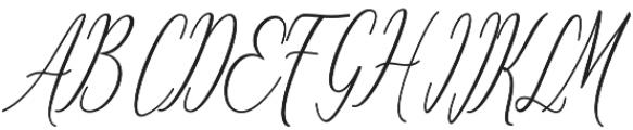 Blackcurrant otf (900) Font UPPERCASE