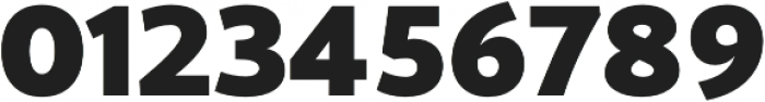 Blacker Sans Heavy otf (800) Font OTHER CHARS
