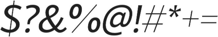 Blacker Sans otf (900) Font OTHER CHARS