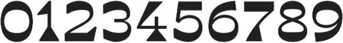 Blackest Text otf (900) Font OTHER CHARS