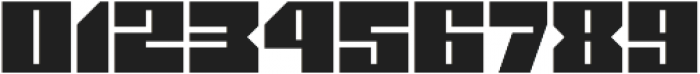 Blackheath Pro AOE otf (900) Font OTHER CHARS