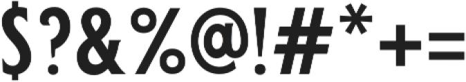 Blackriver Bold otf (700) Font OTHER CHARS