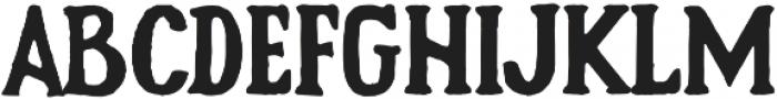 Blacksmith otf (900) Font LOWERCASE