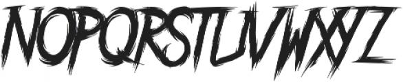 Blackstairs otf (900) Font LOWERCASE