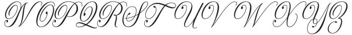 Blackstar Regular otf (900) Font UPPERCASE