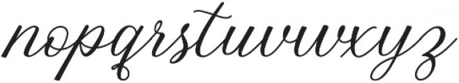 Blackstar Regular otf (900) Font LOWERCASE