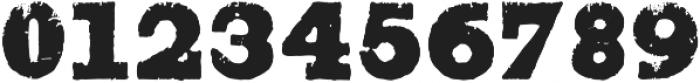 Blackstock otf (900) Font OTHER CHARS
