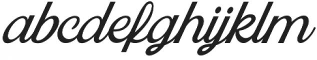 Blackstone Script otf (900) Font LOWERCASE