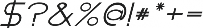 Blacktie Extra Expanded otf (900) Font OTHER CHARS