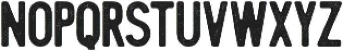 Blackwood Bold Rough otf (700) Font LOWERCASE