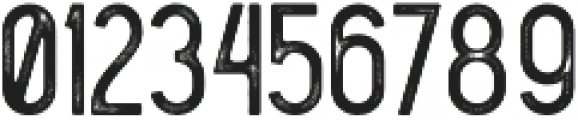 Blackwood rough otf (900) Font OTHER CHARS