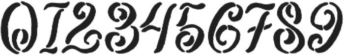 Bladekade otf (400) Font OTHER CHARS