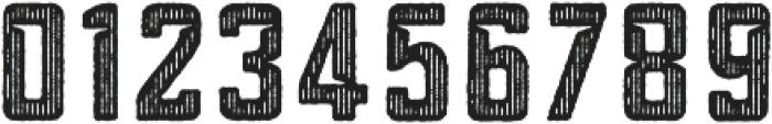 Blakstone Hatch Three otf (400) Font OTHER CHARS