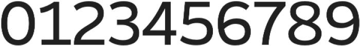 Blanc otf (400) Font OTHER CHARS