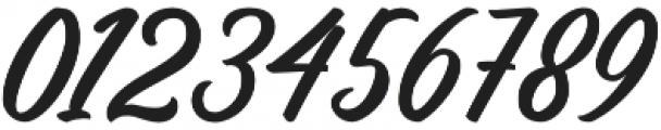 Blandes otf (400) Font OTHER CHARS
