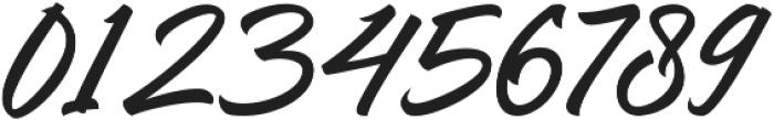 Blasteran otf (400) Font OTHER CHARS