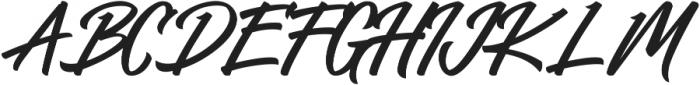 Blasteran otf (400) Font UPPERCASE