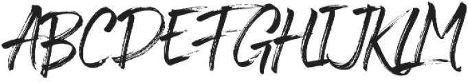 Blastimo otf (400) Font UPPERCASE