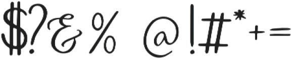 Blasty Alt 1 otf (400) Font OTHER CHARS