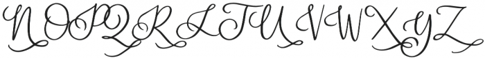 Blasty Alt 1 otf (400) Font UPPERCASE