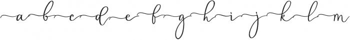 Blasty Alt 1 otf (400) Font LOWERCASE
