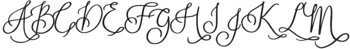 Blasty Alt 2 otf (400) Font UPPERCASE