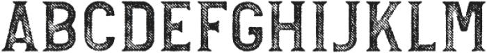 Blatchford Fabric Thin otf (100) Font UPPERCASE