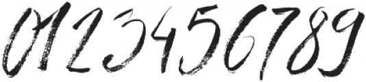 BlessedPrint KissMe ttf (400) Font OTHER CHARS
