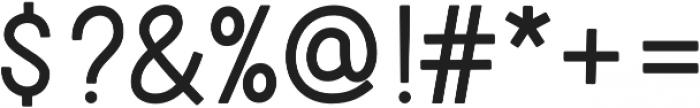 Blinkstar Sans Regular Regular otf (400) Font OTHER CHARS