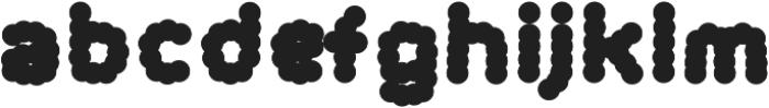 BlissYeah2 ttf (400) Font LOWERCASE