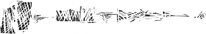 Block Print ttf (400) Font LOWERCASE