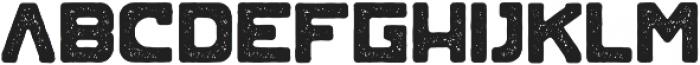 Blok Rough otf (400) Font LOWERCASE