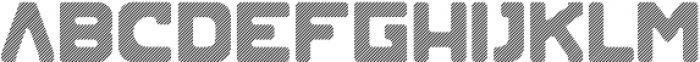 Blok otf (400) Font LOWERCASE