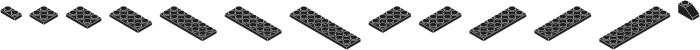 Bloky Black Regular otf (900) Font LOWERCASE