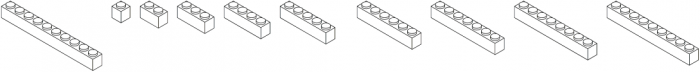 Bloky White Regular otf (400) Font OTHER CHARS