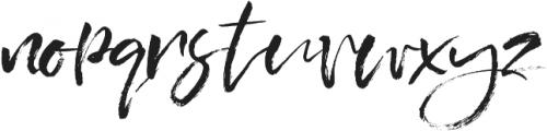 Bloom of Life Alternates otf (400) Font LOWERCASE