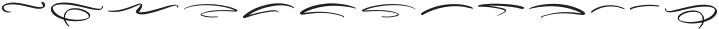 Blooming Heirloom-SYMBOLS Symbols otf (400) Font UPPERCASE