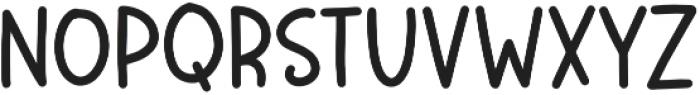 Bloomsberry Sans Bold otf (700) Font UPPERCASE