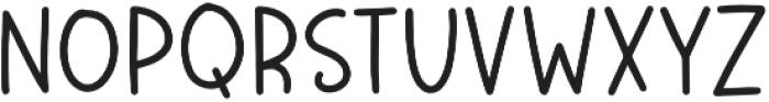 Bloomsberry Sans otf (400) Font UPPERCASE