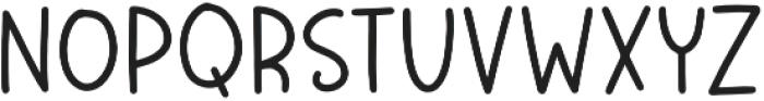 Bloomsberry Sans otf (400) Font LOWERCASE